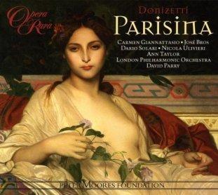 Donizetti 'Parisina'