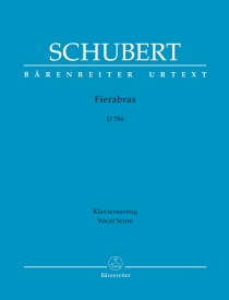 Schubert 'Fierabras'